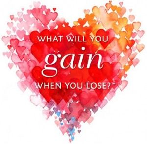 What will you gain when you lose - weight loss